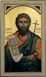 Saint John the Baptist Pray For Us!