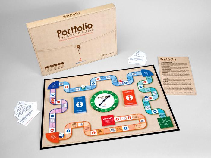portfolio el nuevo juego para creativos | no me toques las