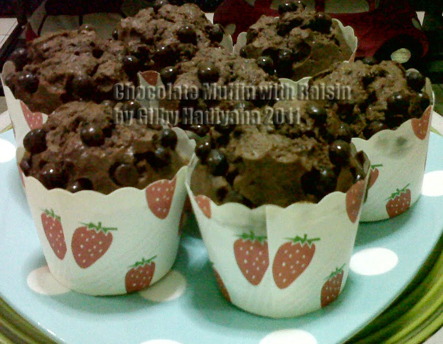 gilby s cake and cookies chocolate muffin