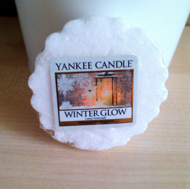 Yankee Candle, Winter Glow