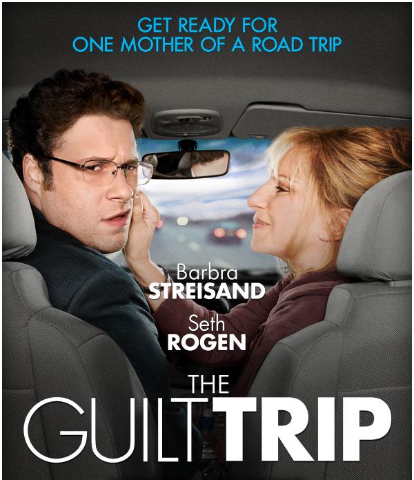 Un desmadre de viaje (The Guilt Trip) (2012)