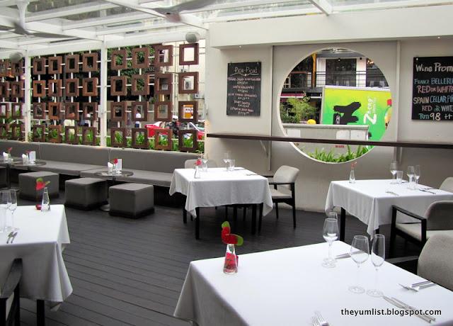 Frangipani, Pica Pica and Cocktails, Changkat Bukit Bintang, Kuala Lumpur