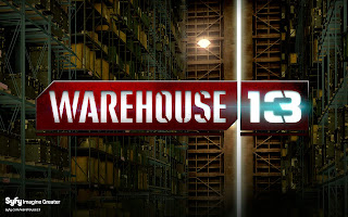 Warehouse 13 - 5.06 - Endless - Preview