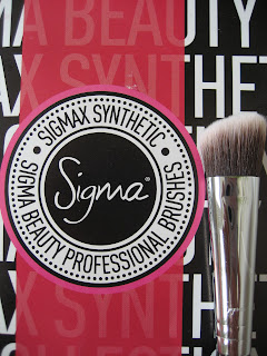 Sigma Synthetic Precision Kit Brushes