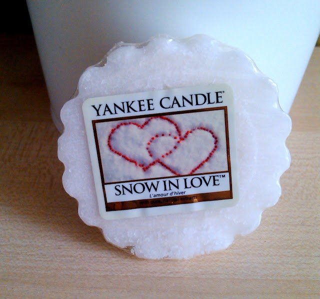 Yankee Candle, Snow In Love