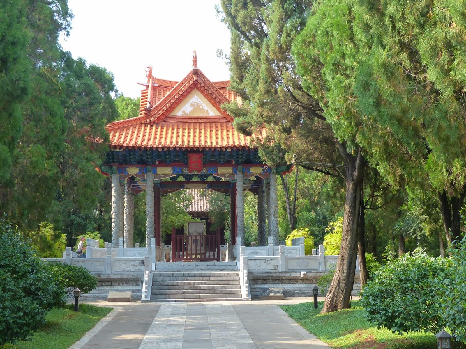 Von Peking ins südliche Yunnan und wieder zurück | Gerhards ...
