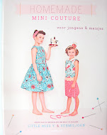 Boek Homemade Mini Couture