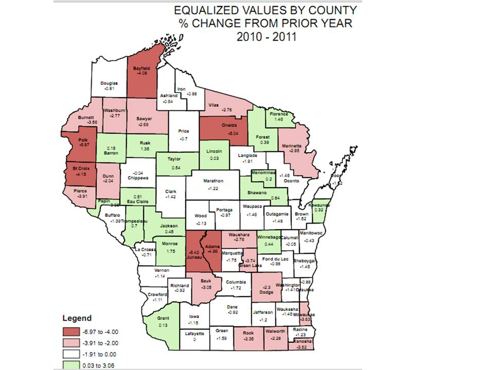 Property Tax Rate Dane County Wi
