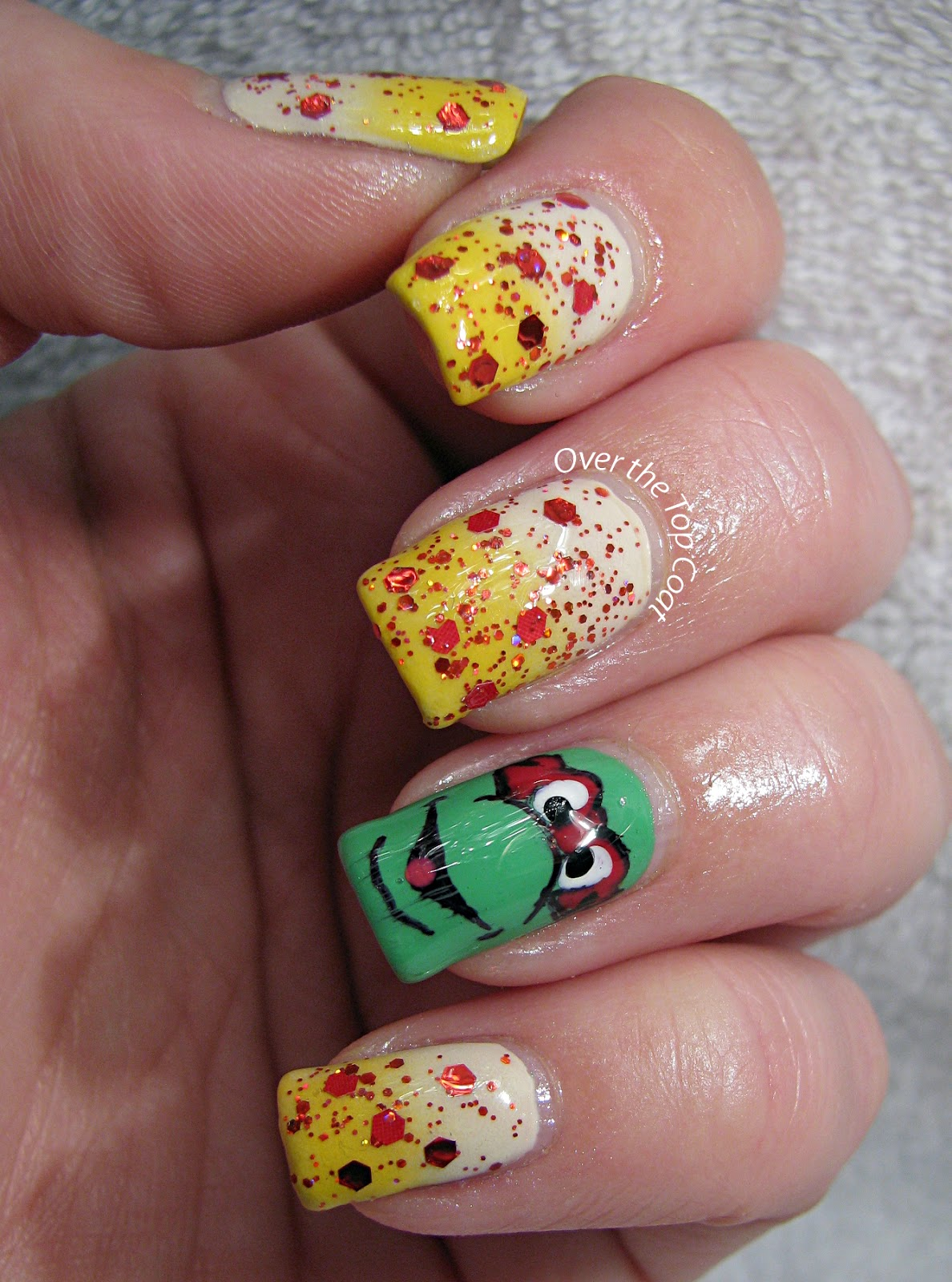 Over The Top Coat: Indie Spotlight: Shirley Ann Nail Lacquer\'s TMNT ...