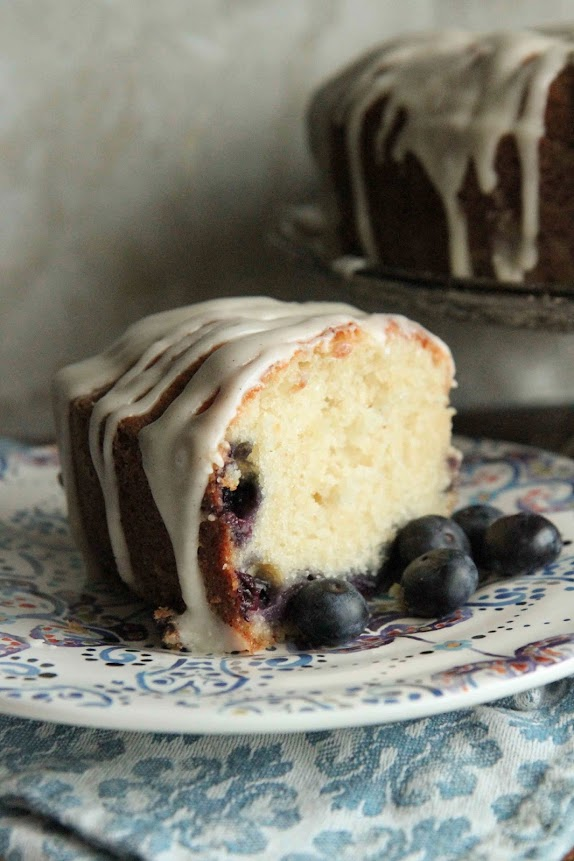 Heather Christo has a secret family recipe for blueberry coffee cake ...