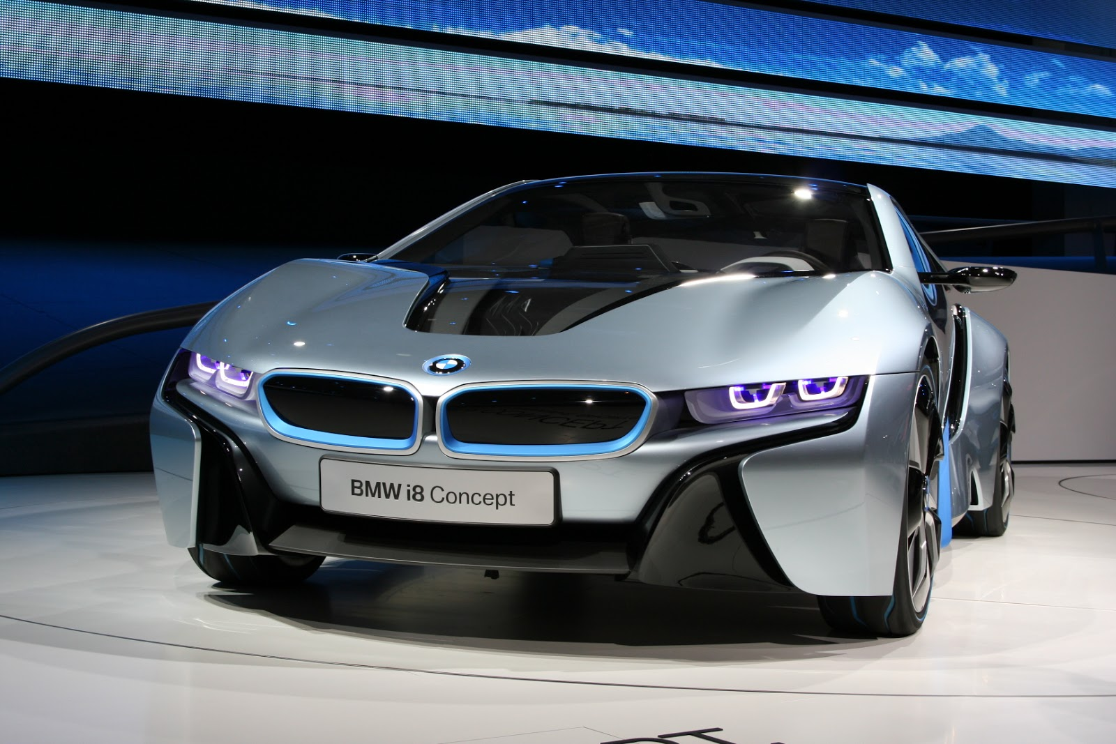 new car models 2013 bmw i8. Black Bedroom Furniture Sets. Home Design Ideas
