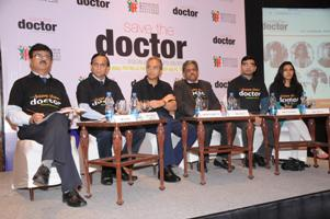 IMA & Dr. Devishetty Treasure AHPI supports SAVE THE DOCTOR Movements to Equilise and PG Medical Seats