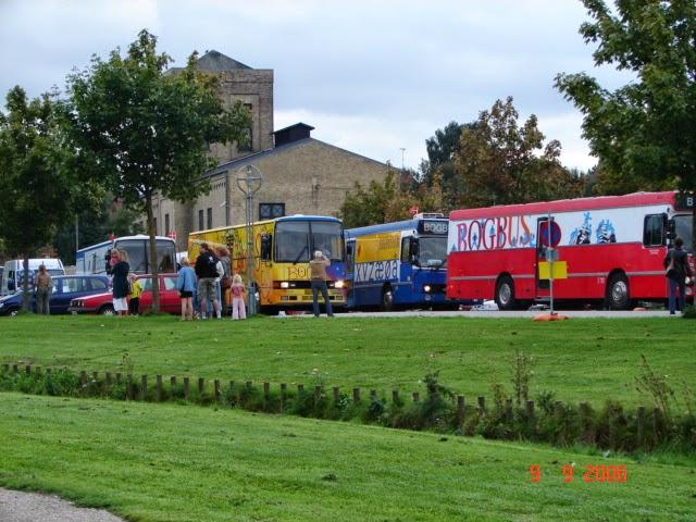 Bogbustræf 2006, Roskilde