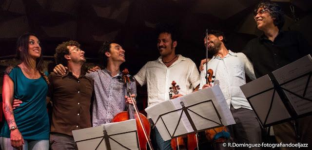 Carlos Torijano & Aupaquartet Trio