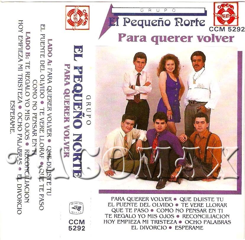 Musica del pueblo el peque o norte for Grupo el norte