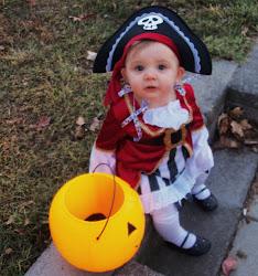 Millie's First Halloween