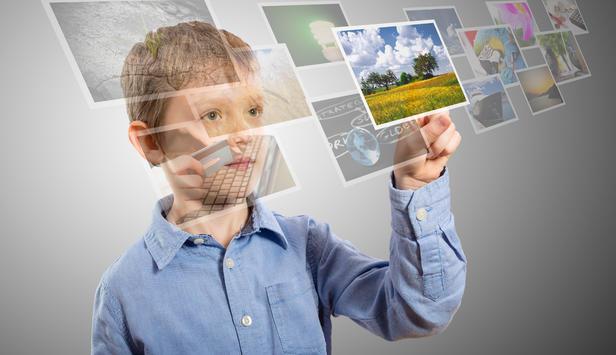 Children and addicted digital media problems