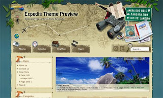 Destination WordPress Theme