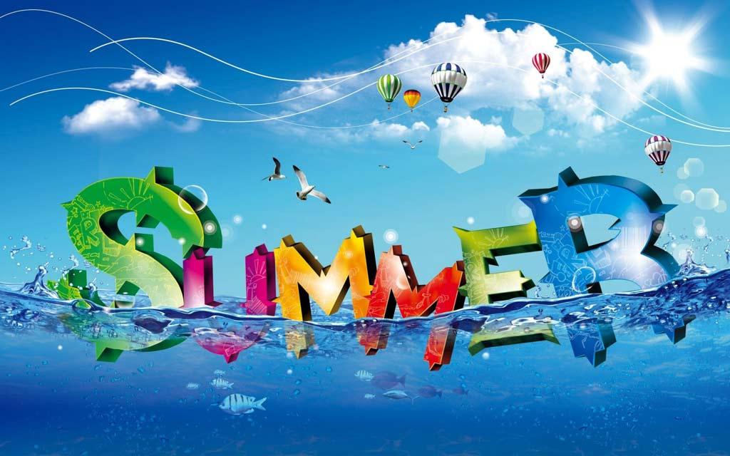 Как защититься от солнца летом?