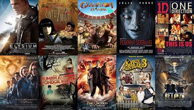 Daftar Film di Bioskop 21/XXI Terbaru