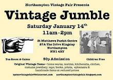 Vintage Jumble Sale