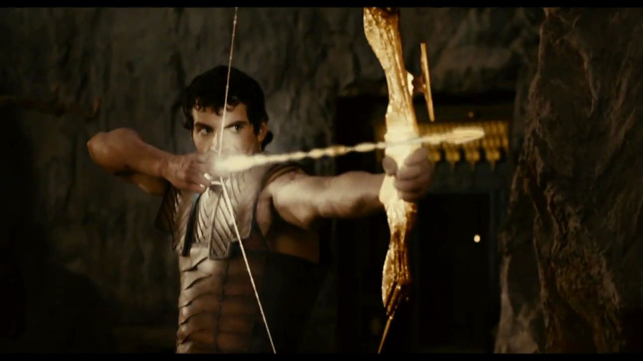 Video Collection Data Base: Immortals - Official Trailer [HD]