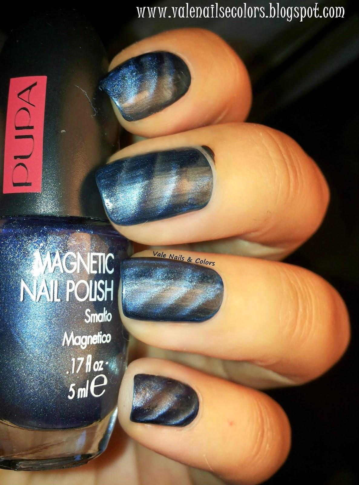 Pupa Magnetic blu