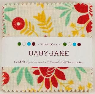 Moda Baby Jane Mini Charm Pack