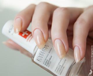 Eveline «Мгновенный эффект белых и здоровых ногтей»