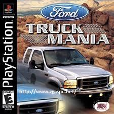 Free Download Games Ford Truck Mania PSX ISO Untuk Komputer Full Version ZGASPC