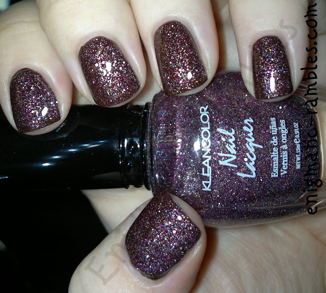 swatch-kleancolor-kiss-goodbye-171-holographic-glitter