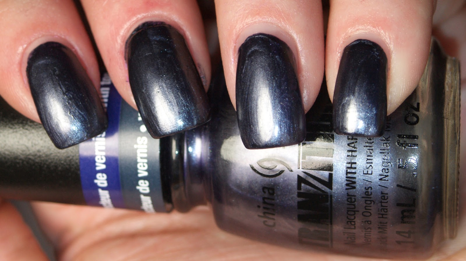 Princess Polish: Swatch and Review: China Glaze Tranzitions