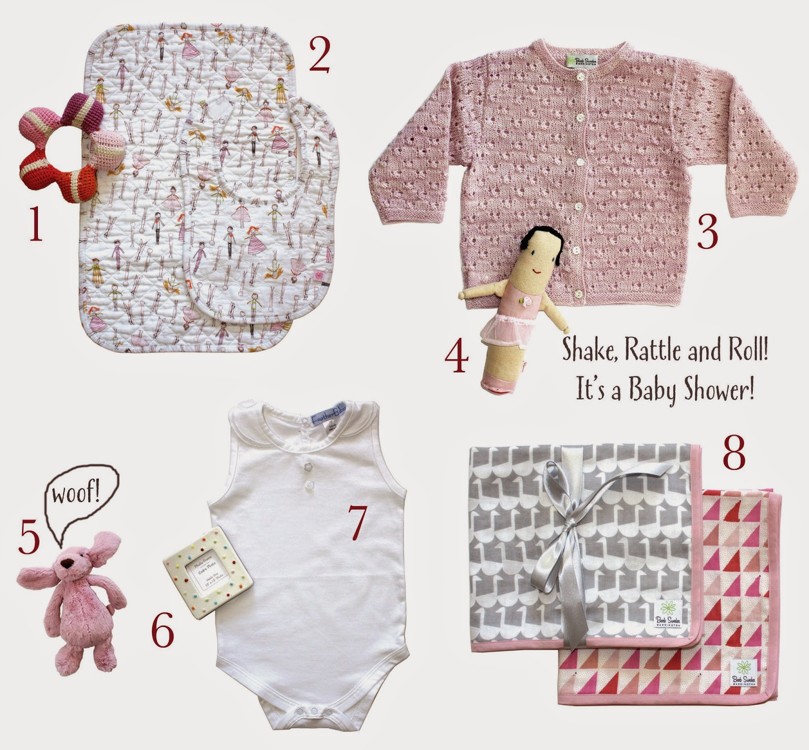Baby Gift Recommendations : Barb sweder barrington