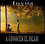 Invite a la gente a que conozca de qué va el Islam