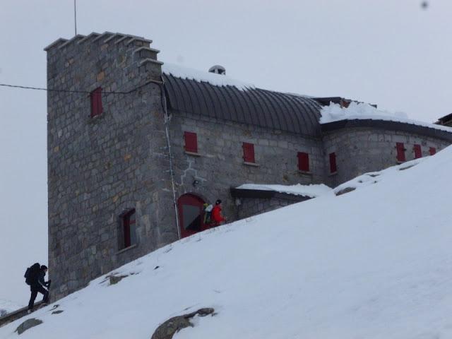 Turon de Nouvielle-Refugio de la Glere