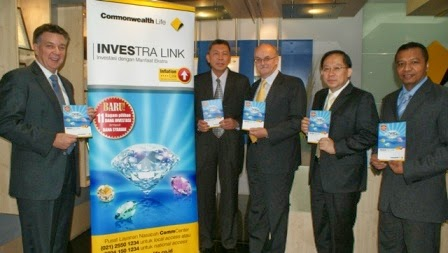 Asuransi Investasi Commonwealth Life Investra Link