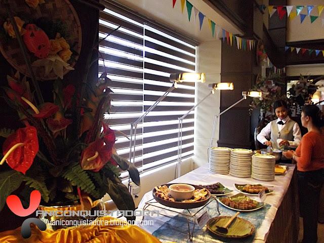 Bayview Hotel's Kulinarya Kalayaan Food Festival