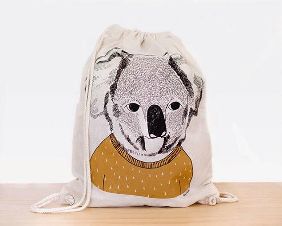 Mochila koala depeapa