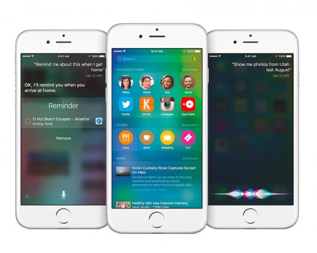 iOS 10 To Feature