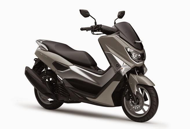 5 Fitur yang Akan jadi Andalan Yamaha NMAX 155