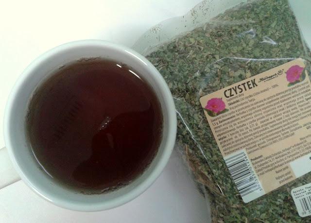 Herbata z czystka – dlaczego warto ją pić?