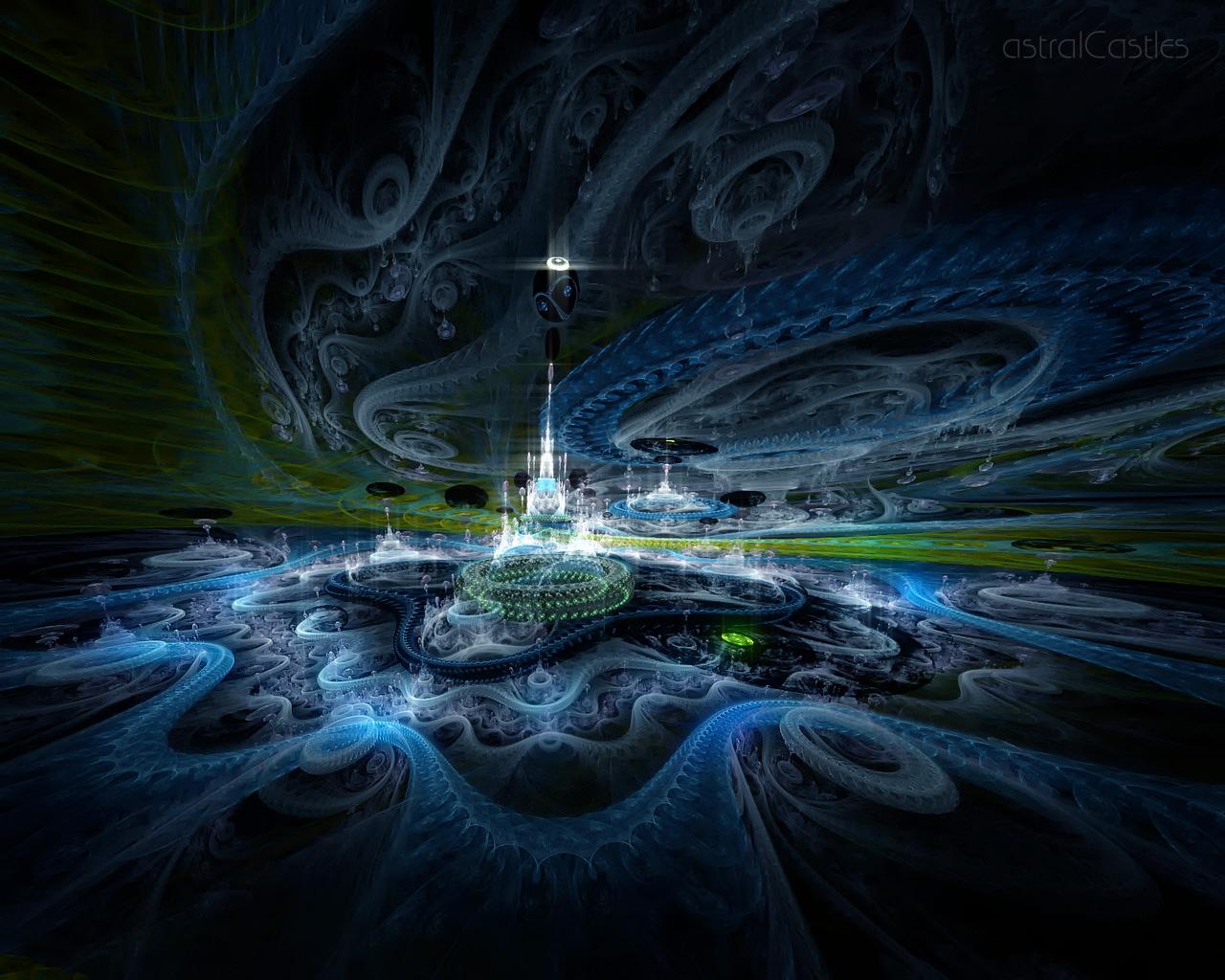 astralCastles by love1008 - Holograma para mantener presa tú Conciencia.