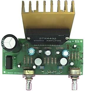 Stk4432 hybride-Amplificateur