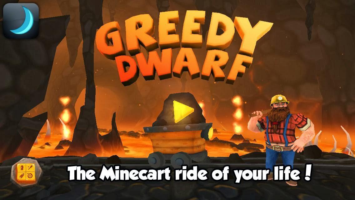 Greedy Dwarf APK download