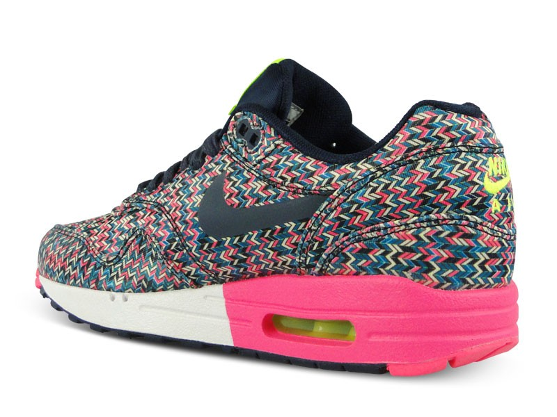 ... Nike Womens Air Max 1 Sp Obsidian Tropical Teal ...