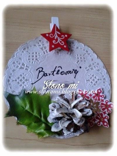 Etykiety na prezenty i życzenia na Nowy Rok :)