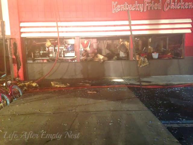 Backdraft Explosion at Jacksonville KFC
