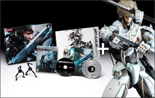Metal Gear Rising Konami Style