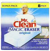 Mr. Clean Magic Eraser Cleaning Pads, 8Count Box Regularly: $6.99