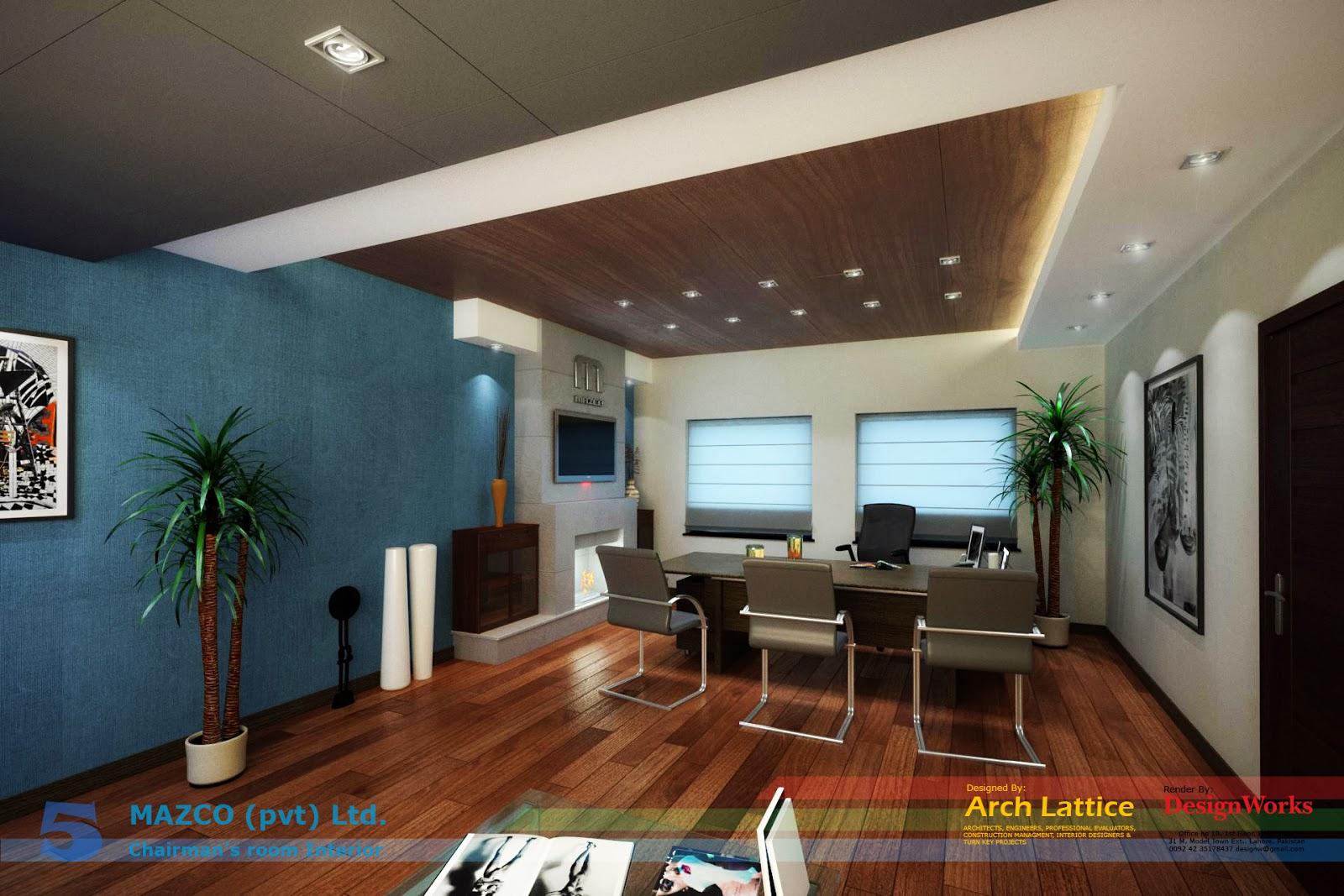 Office (Mazco Industries Pvt Ltd.).